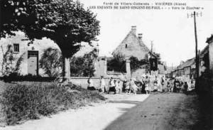 Les enfants de Saint Vincent de Paul - Vers le clocher