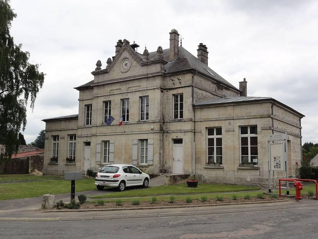 Mairie - école - Vivières