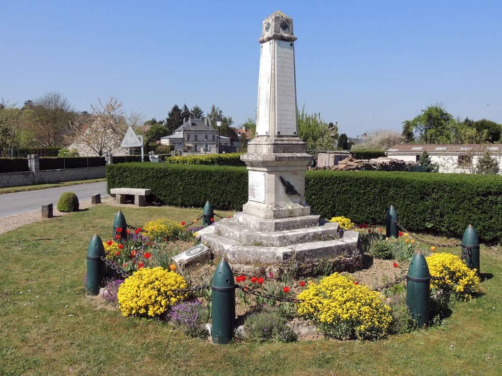 Monument aux morts - Vivières