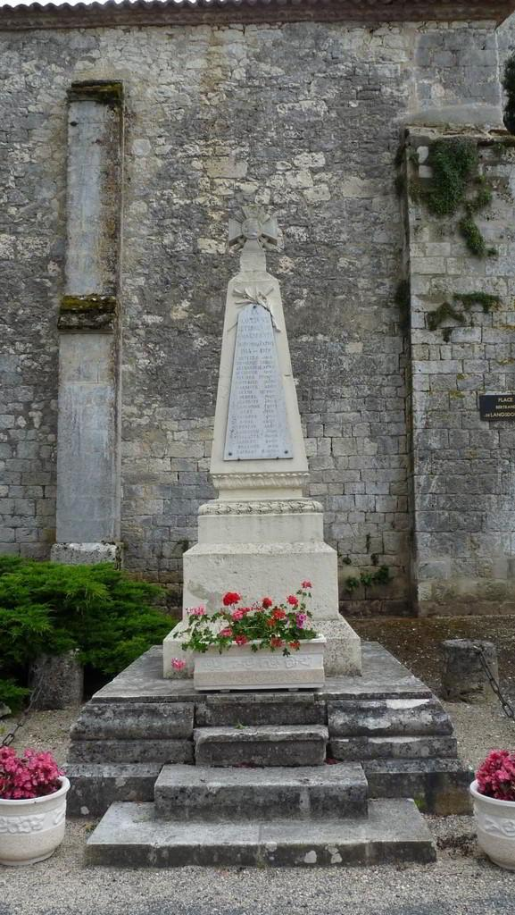 Monument aux morts de Ferrensac