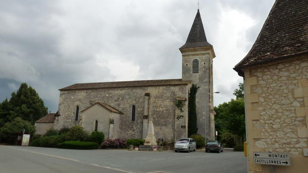 Eglise de Ferrensac