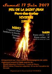 Feu de la Saint-Jean 2017