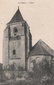 Carte postale - Eglise