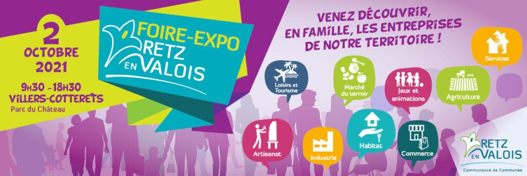 Slide Foire-Expo 2021